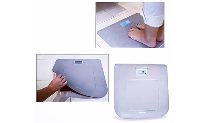 5 משקל שטיח דיגיטלי ScaleTHIN-Rug