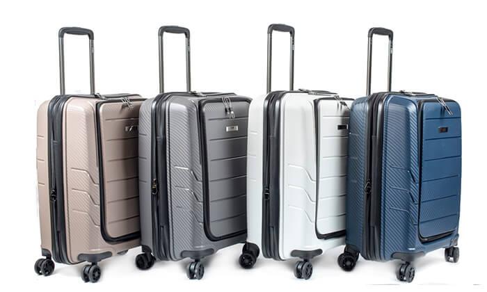2 מזוודה T-Jet Japan ב-3 גדלים