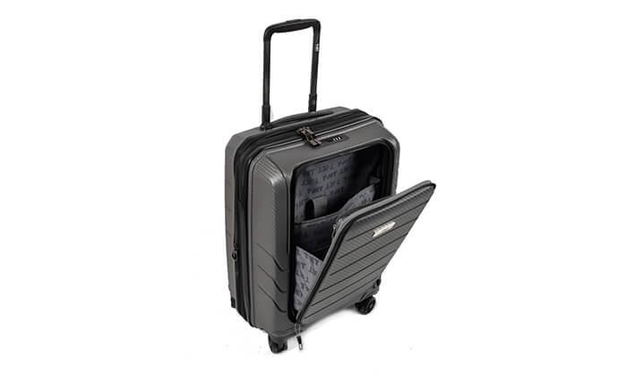 5 מזוודה T-Jet Japan ב-3 גדלים