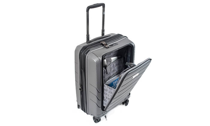 6 מזוודה T-Jet Japan ב-3 גדלים