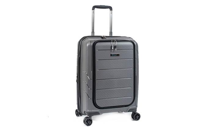 7 מזוודה T-Jet Japan ב-3 גדלים