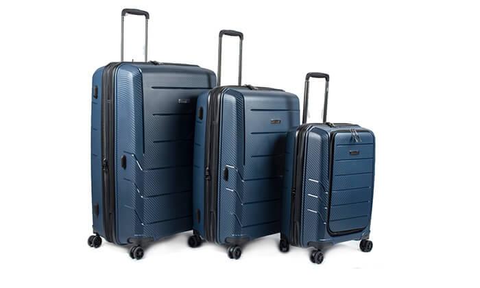 8 מזוודה T-Jet Japan ב-3 גדלים