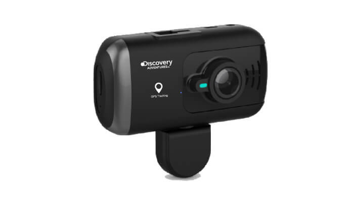6 מצלמת דרך דו-כיוונית לרכב Discovery עם GPS מובנה