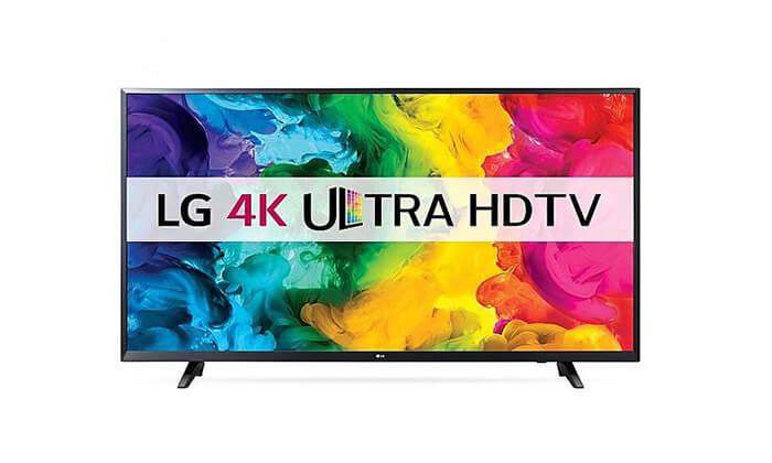 טלוויזיה Smart 4K LG, מסך 49 אינץ'