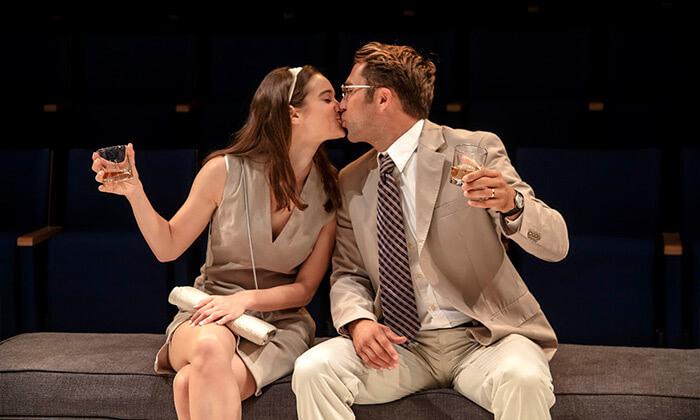 """2 המחזה """"מי מפחד מוירג'יניה וולף?"""" בתיאטרון הבימה ת""""א"""