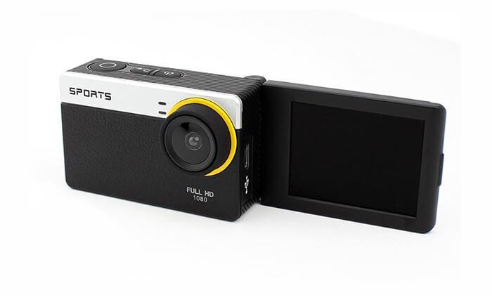 4 מצלמת וידאו אקסטרים ברזולוציית Full HD 1080