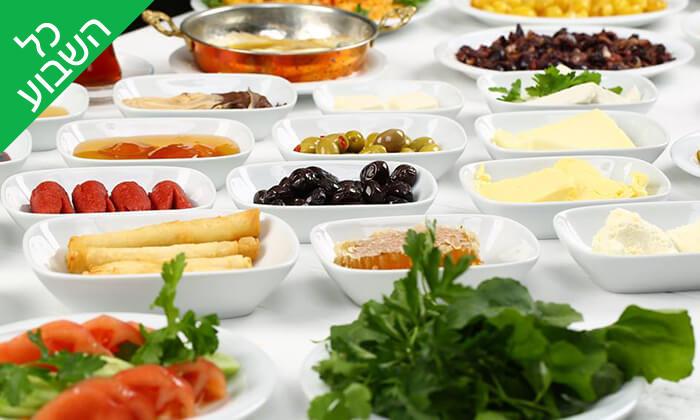 5 ארוחה זוגית במסעדת גני הגליל, נשר