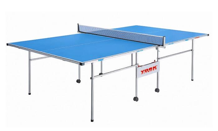 2 שולחן פינג פונג ביתי תוצרת YORK