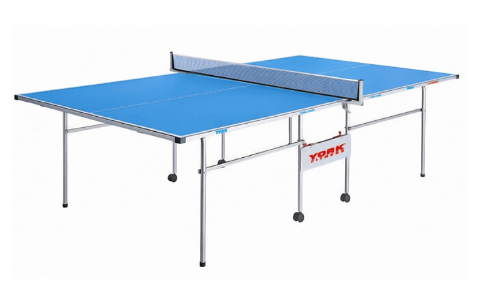 5 שולחן פינג פונג ביתי תוצרת YORK