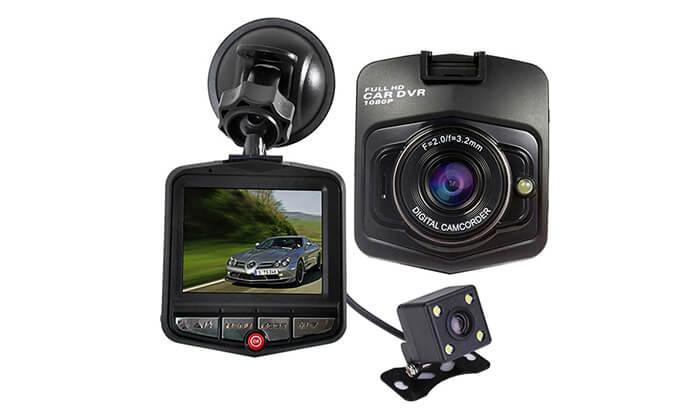 2 מצלמת רכב משולבת