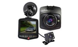 מצלמת רכב משולבת