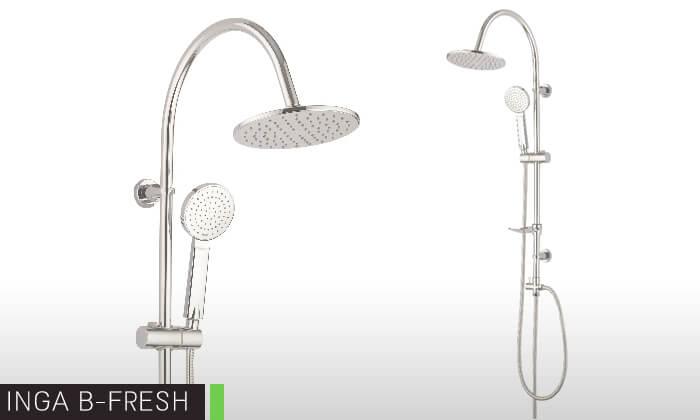 3 מערכת תלייה לאמבטיה B-Fresh