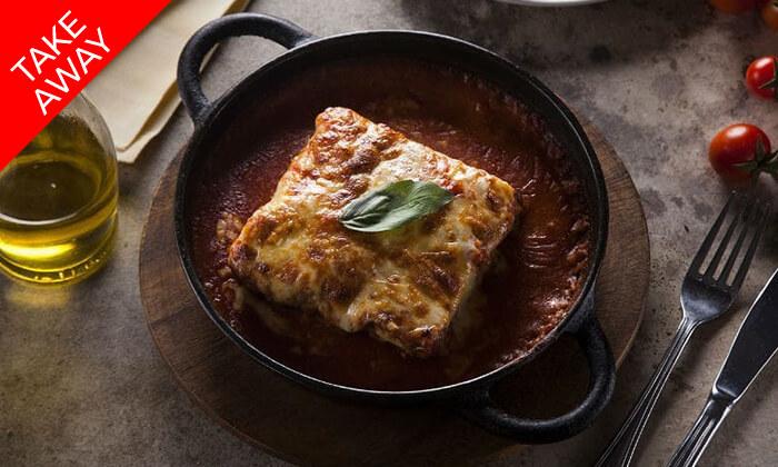 3 ארוחה איטלקית זוגית ב-T.A ממסעדת מאמא מיה, חיפה