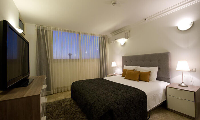 """4 חופשה במלון סוויטות רמון, כולל סופ""""ש"""