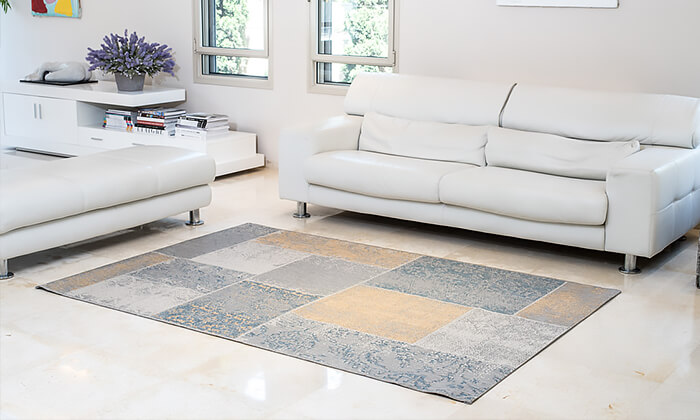 2 שטיח סופר-סטאר טלאים לסלון