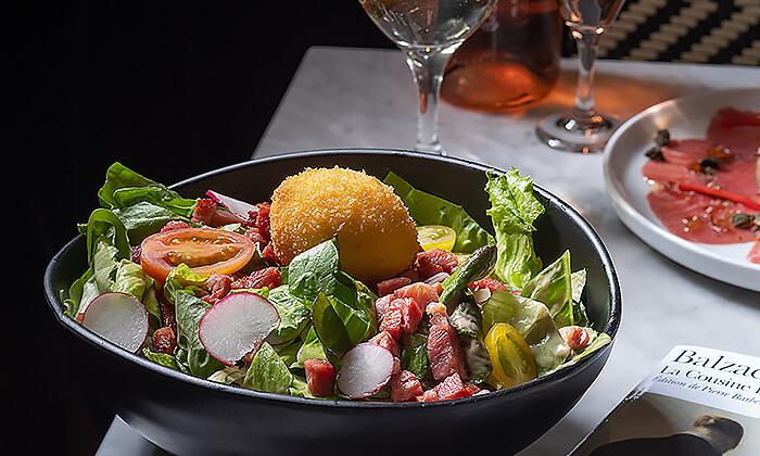 5 ארוחת שף זוגית במסעדת RESTO הכשרה, החשמונאים תל אביב