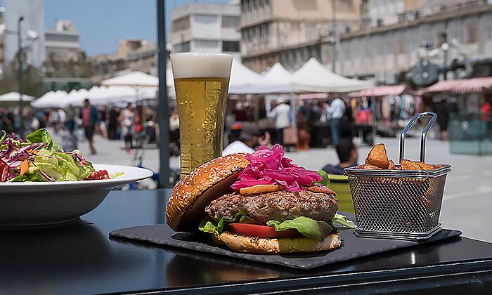 8 ארוחת שף זוגית במסעדת RESTO הכשרה, החשמונאים תל אביב