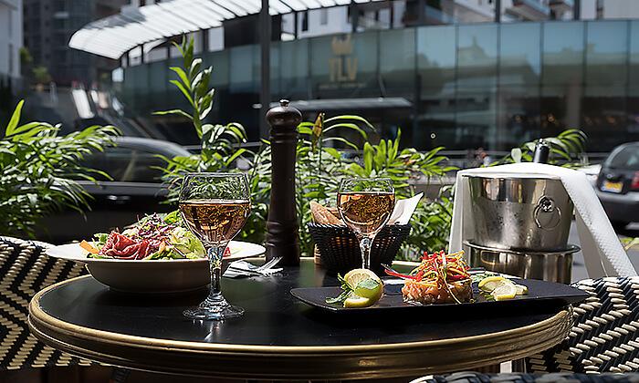 10 ארוחת שף זוגית במסעדת RESTO הכשרה, החשמונאים תל אביב