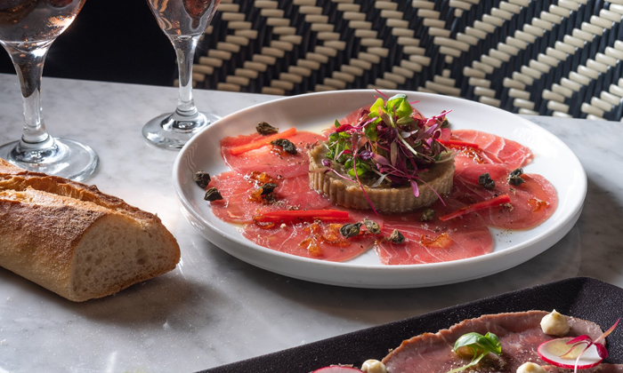 13 ארוחת שף זוגית במסעדת RESTO הכשרה, החשמונאים תל אביב