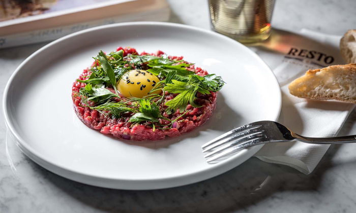 14 ארוחת שף זוגית במסעדת RESTO הכשרה, החשמונאים תל אביב