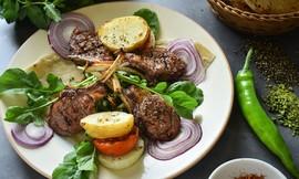 ארוחה זוגית במסעדת השף דיאנא