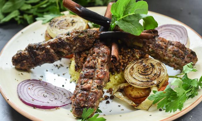13 ארוחה זוגית במסעדת השף דיאנא, נצרת
