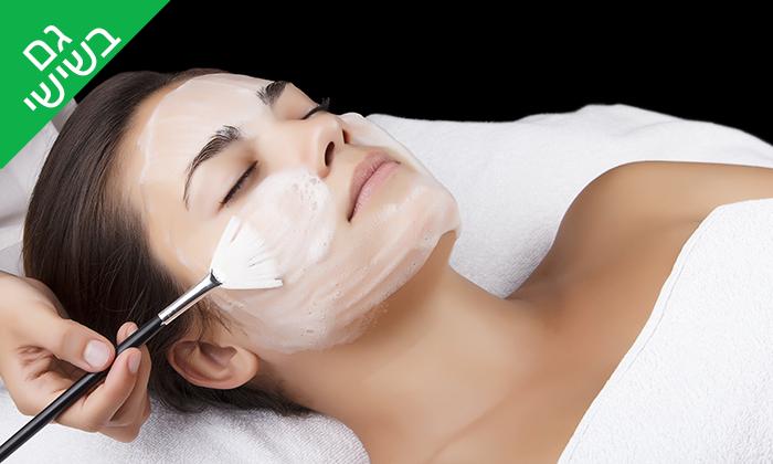 6 טיפולי פנים ב'מרכז יופי וקוסמטיקה 4MP', מתחם BIG כרמיאל
