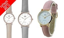 שעון יד רוזגולד לאישה