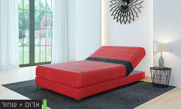3 מיטה אורתופדית ברוחב וחציRAM DESIGN