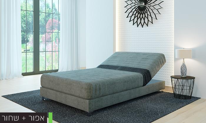 5 מיטה אורתופדית ברוחב וחציRAM DESIGN