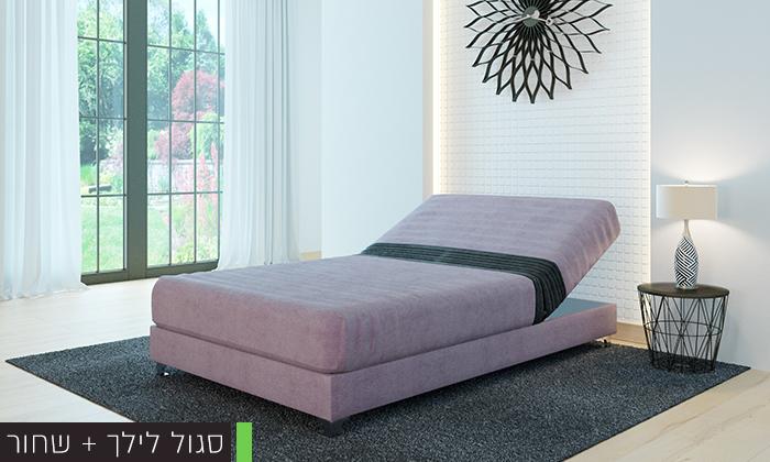 9 מיטה אורתופדית ברוחב וחציRAM DESIGN