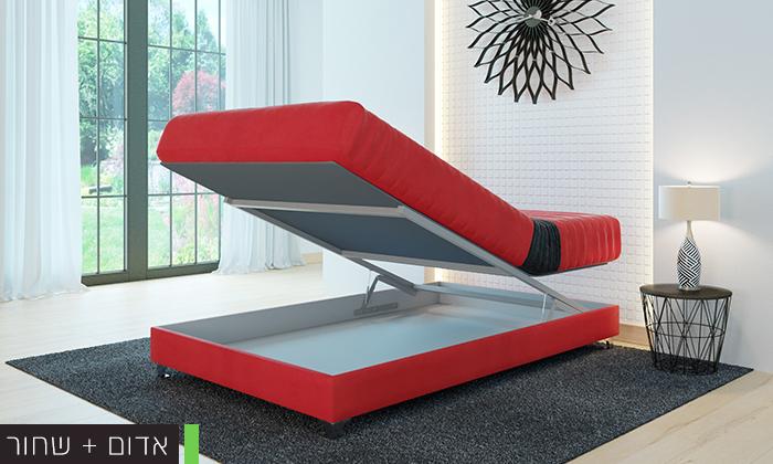 12 מיטה אורתופדית ברוחב וחציRAM DESIGN