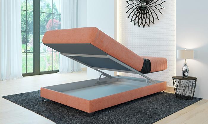 2 מיטה אורתופדית ברוחב וחציRAM DESIGN