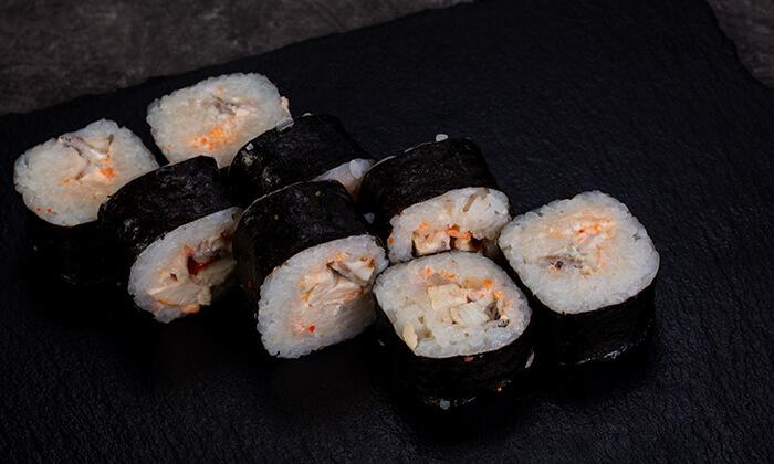 5 ארוחה אסייאתית זוגית במסעדת סושיקסי, ראשונים סנטר נווה ים ראשון לציון