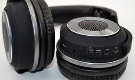 אוזניות Bluetooth עם רמקולים
