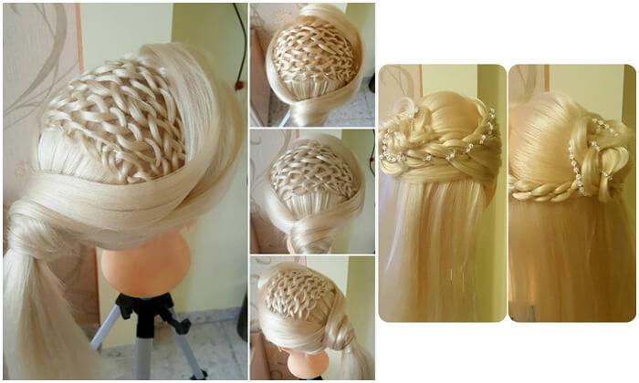 4 סדנה לאיפור ועיצוב שיער בבית הספר למקצועות היופי בבאר שבע