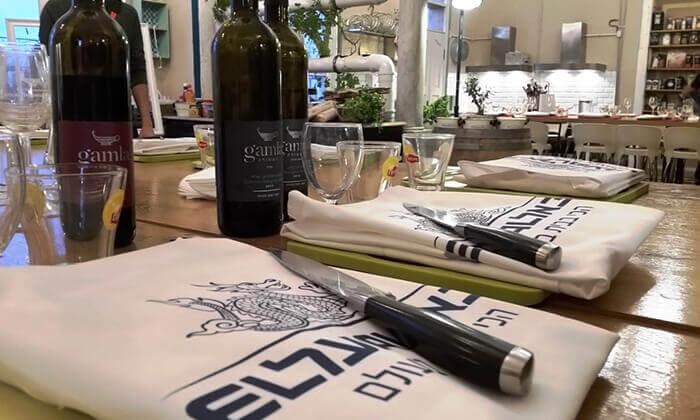 4 סדנאות בשרים במבשלים חוויה - הבית של סדנאות הבישול, תל אביב