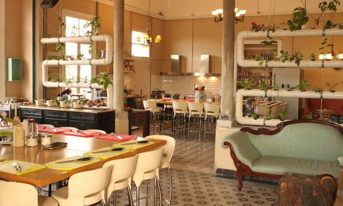 6 סדנאות בשרים במבשלים חוויה - הבית של סדנאות הבישול, תל אביב