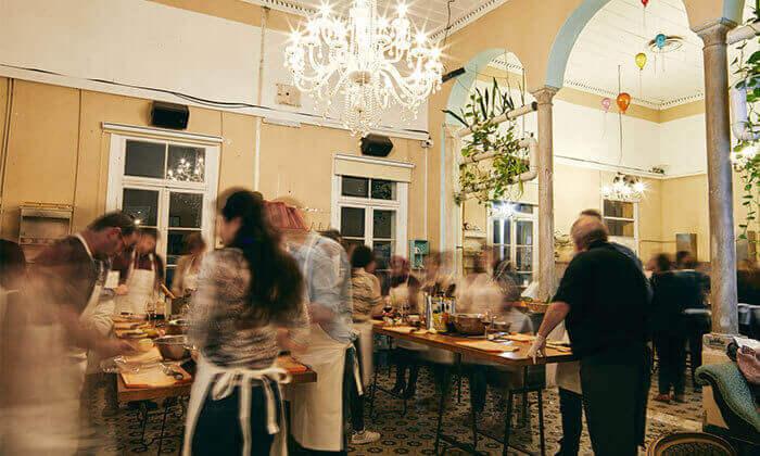 10 סדנת בישול אסייאתי במבשלים חוויה - הבית של סדנאות הבישול, תל אביב