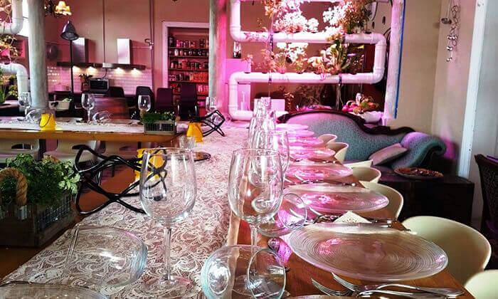 5 סדנאות בישול איטלקי עם 'מבשלים חוויה' - הבית של סדנאות הבישול, תל אביב