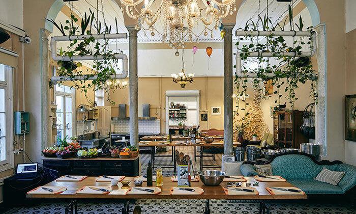 8 סדנאות בישול איטלקי עם 'מבשלים חוויה' - הבית של סדנאות הבישול, תל אביב