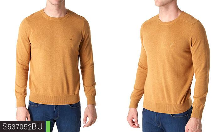 4 סוודר לגבר Nautica
