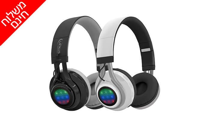2 אוזניות אלחוטיות LEXUS