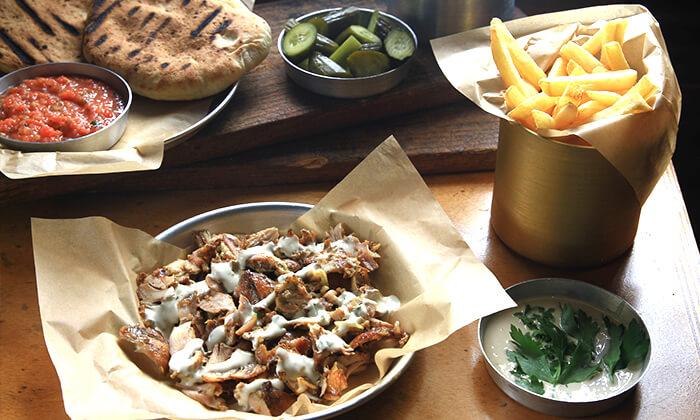 2 ארוחת בשרים במסעדת פטרוזיליה הכשרה, שדרות רוטשילד תל אביב