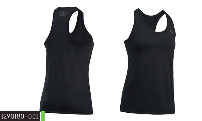 5 חולצת אימון לאשה ולגבר UNDER ARMOUR