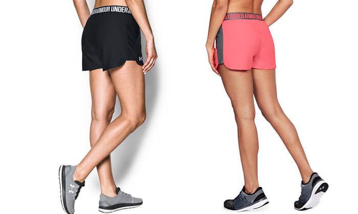 5 מכנסיים קצרים לנשים UNDER ARMOUR