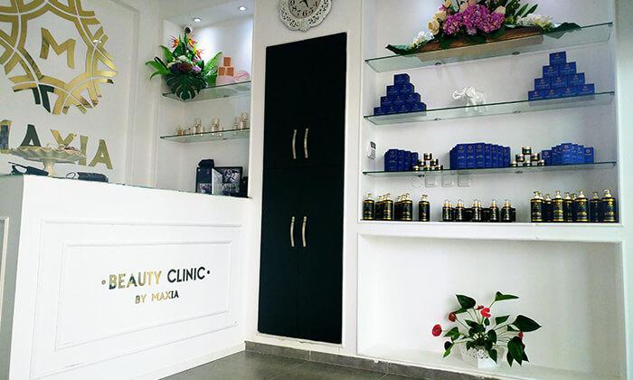 4 טיפולי פנים ב-Beauty Clinic Maxia, אשדוד