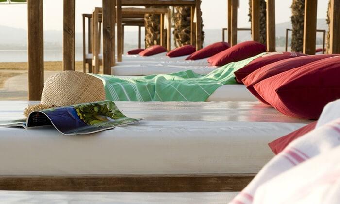 5 יום כיף עם עיסוי וארוחת בופה במלון לאונרדו קלאב ים המלח