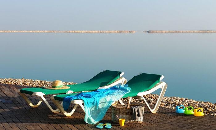 6 יום כיף עם עיסוי וארוחת בופה במלון לאונרדו קלאב ים המלח