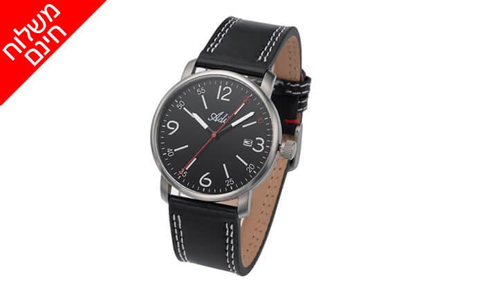 4 שעון יד אלגנטי לגבר Adi - משלוח חינם!